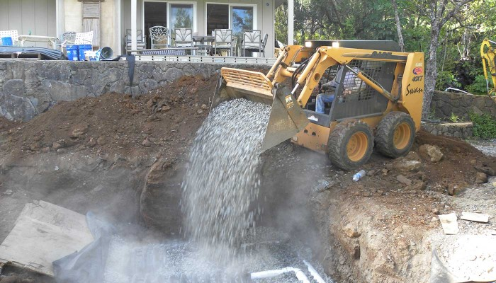 excavators contactors