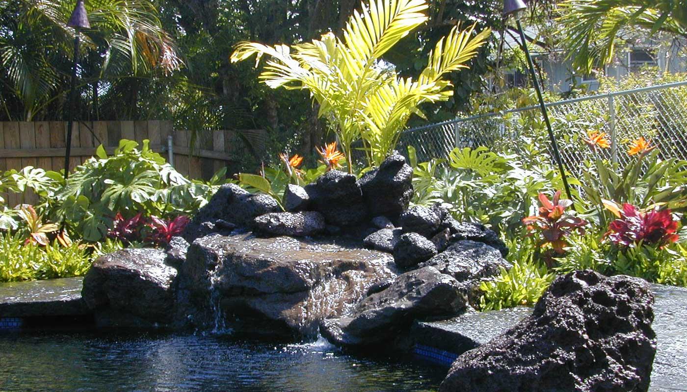 Residential Swimming Pools Oahu Hawaii Swan Builders